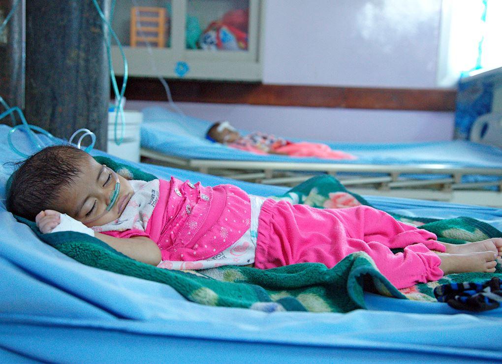Emergencia en Yemen