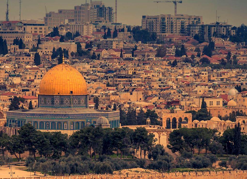1 Iftar en la Mezquita de Al Aqsa