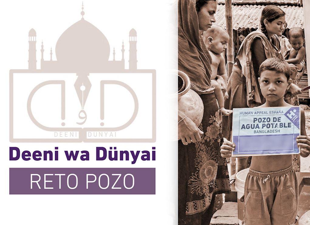 "Reto pozo ""Deeni wa Dunyai"""