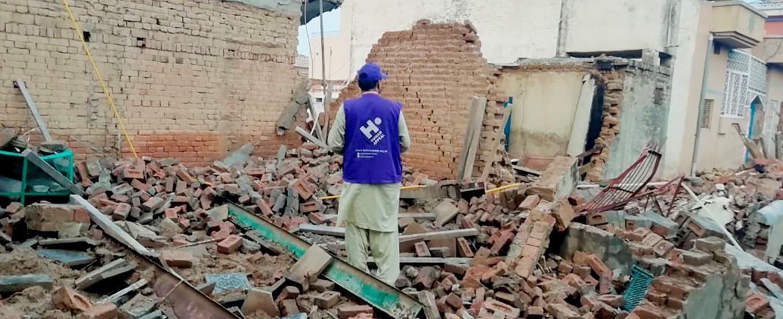 Campaña de Emergencia Terremoto en Pakistán