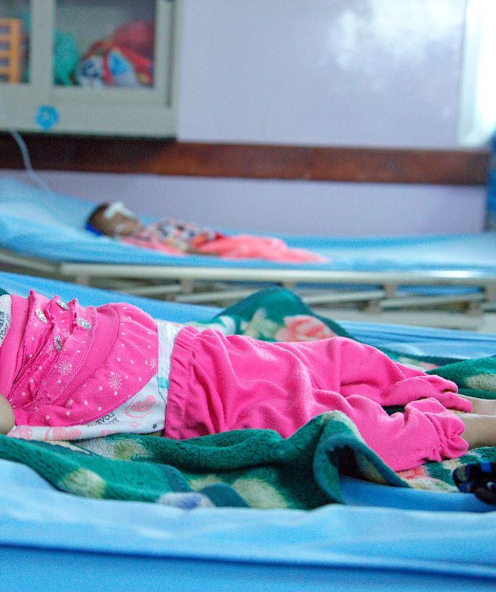 Hospital Yemen