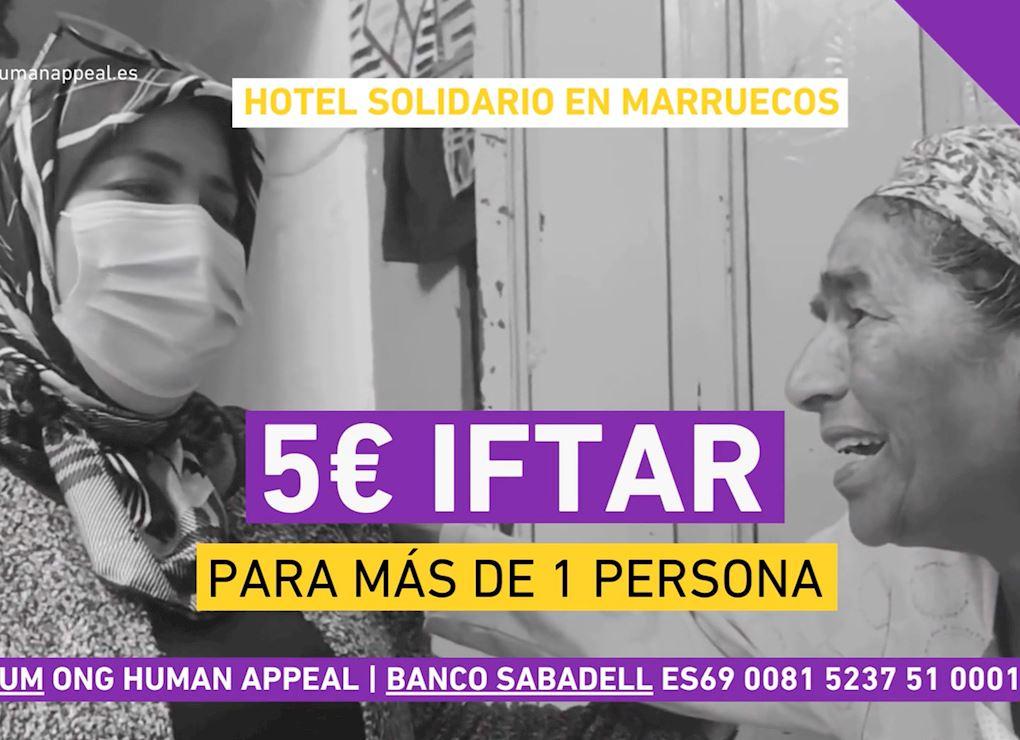 Fondo proyectos en Marruecos