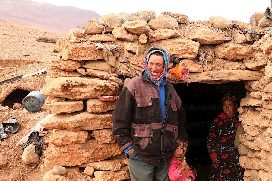 Reconstruyendo casas, mejorando vidas - Marruecos