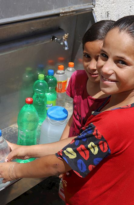 Fondo Agua, Higiene y Saneamiento