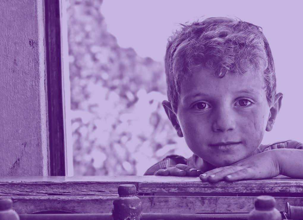 Apadrina un huérfano (pago único anual)