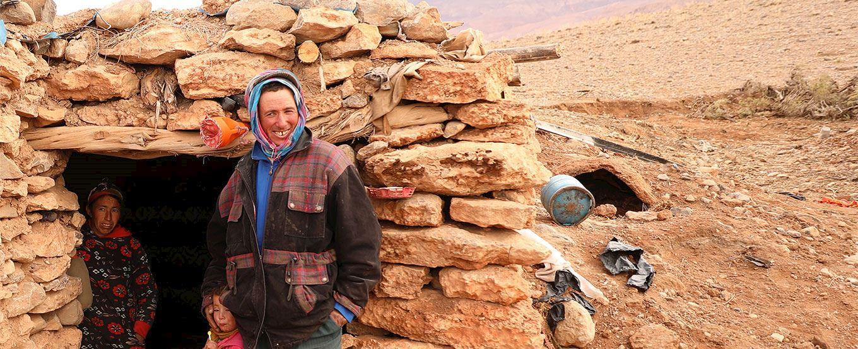 Casa familiar en Azrou, Marruecos