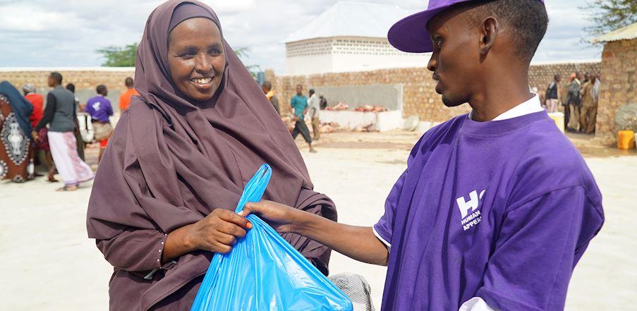 Tu Udhiya para Somalia