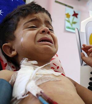Fondo de emergencia en Gaza