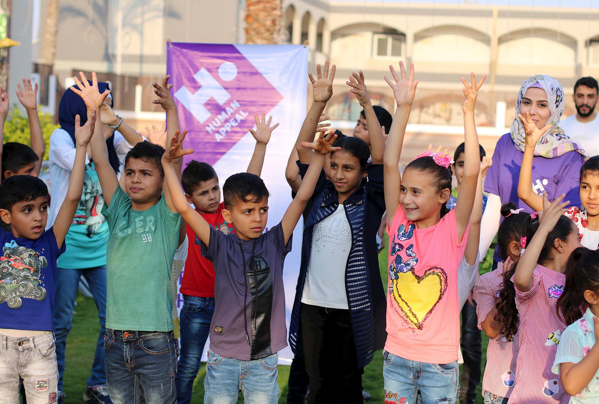 Zakat - huérfanos e infancia