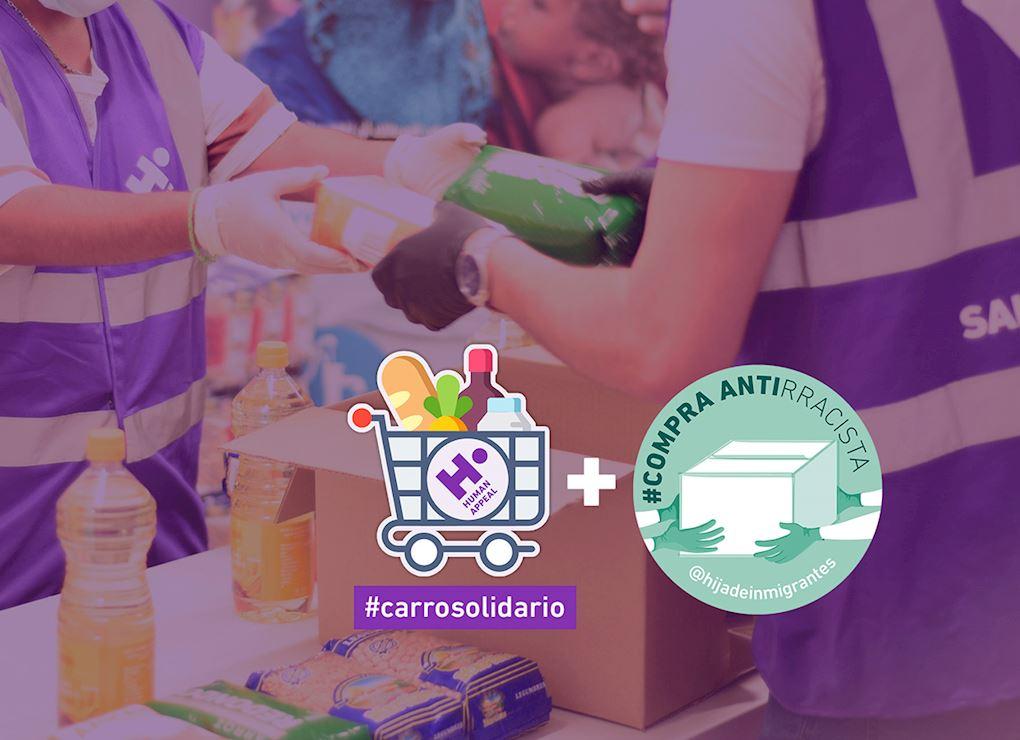 Compra Solidaria HijaDeInmigrantes