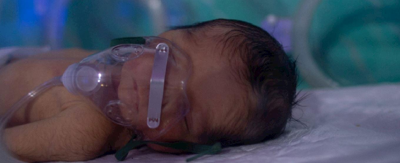 Salva el hospital al-Imaan
