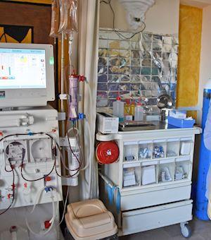 Fondo para equipamiento médico en El Líbano