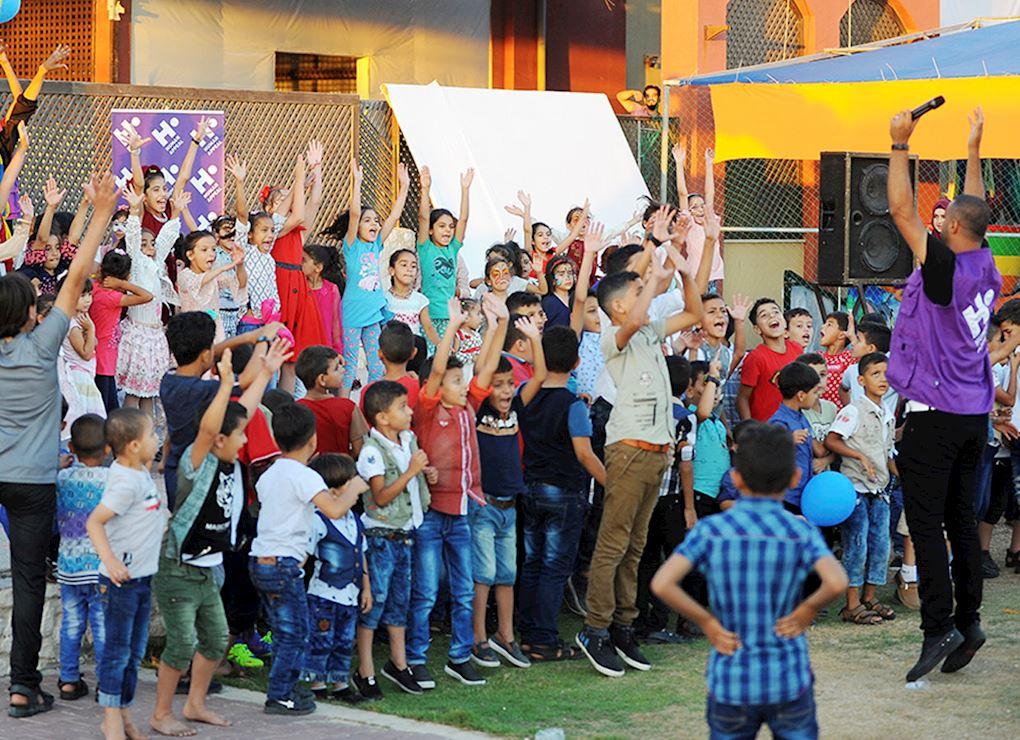 Fondo proyectos para Huérfanos