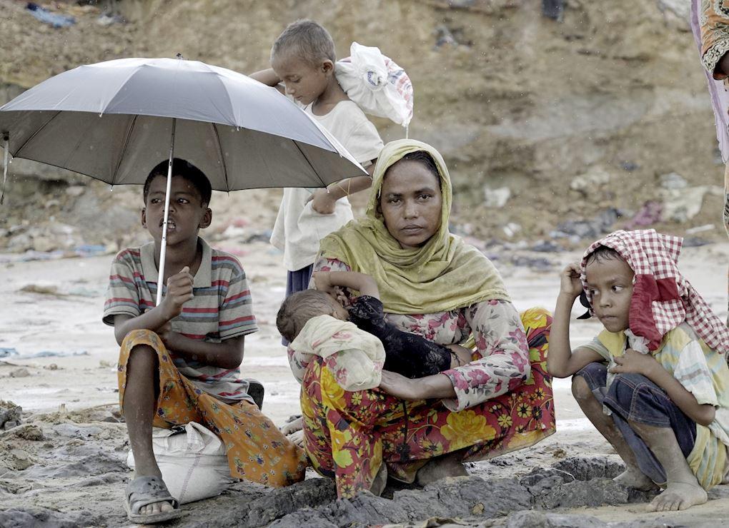Emergencia Rohingya (Burma)