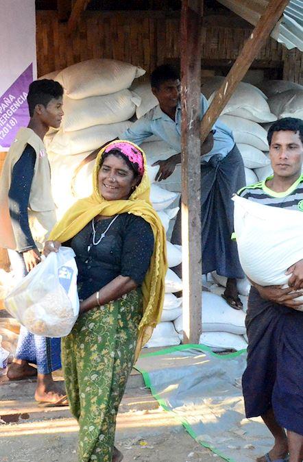 Emergencia Rohingya - Ramadán 2021
