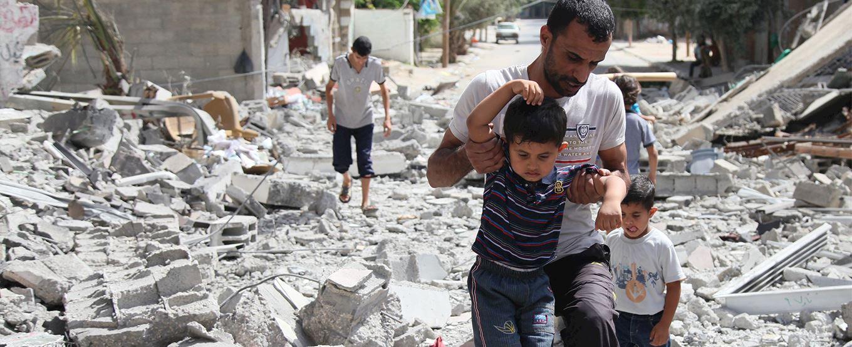 Emergencia en Gaza