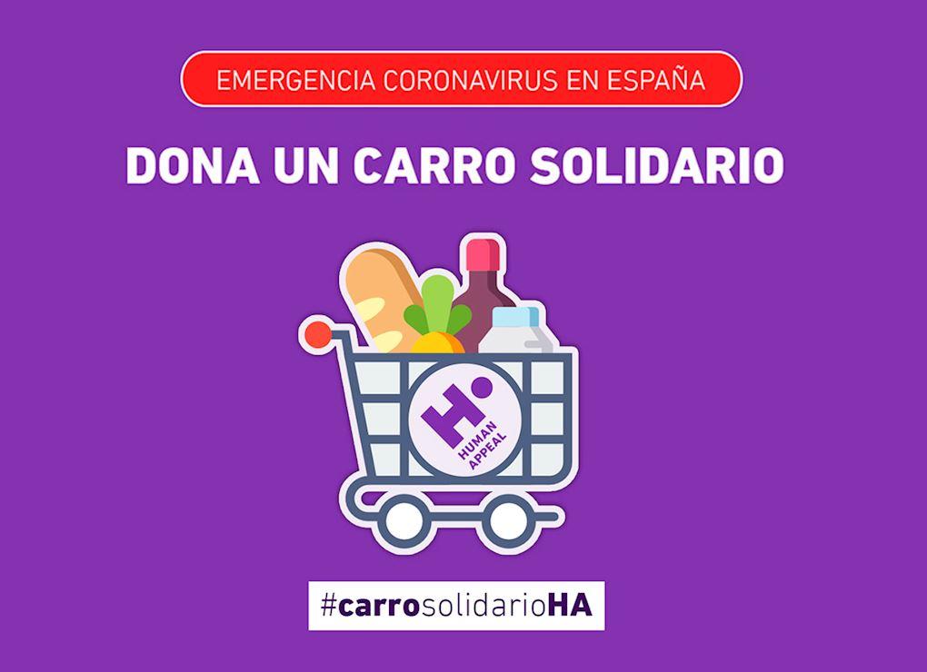 Carro Solidario Coronavirus