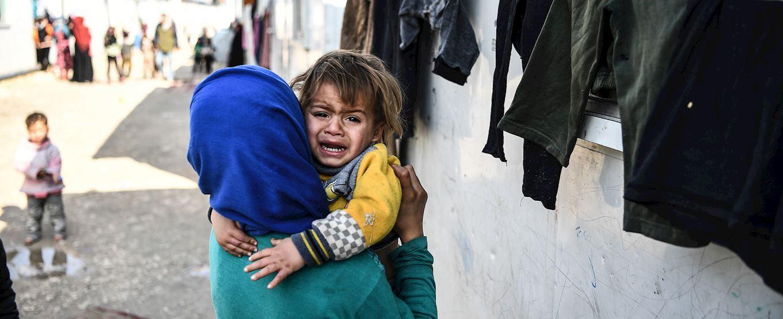 Emergencia en Idlib (Siria)