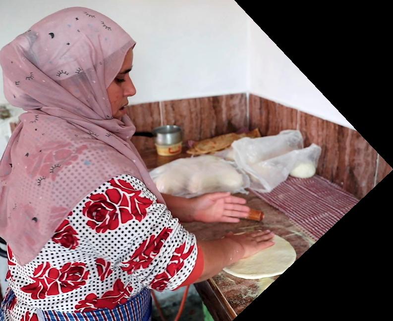 Rabi'a, proyecto de panadería.